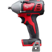 """Milwaukee® 2658-20 M18™ 3/8"""" Impact Wrench W/ Friction Ring (Bare Tool Only)"""