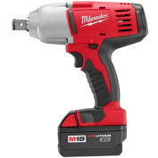 "Milwaukee 2664-22 M18 3/4"" Friction Ring Impact Wrench Kit"