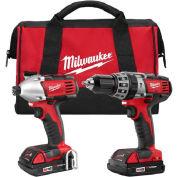 Milwaukee® 2697-22CT M18™ Cordless Li-Ion 2-Tool Combo Kit