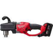 """Milwaukee® 2707-22 M18 Fuel™ Hole Hawg 1/2"""" Right Angle Drill Kit"""