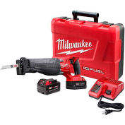 Milwaukee® 2720-22 M18 FUEL™ SAWZALL® Reciprocating Saw Kit