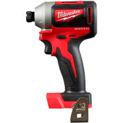 "Milwaukee 2750-20 M18™ 1/4"" Hex Brushless Impact Driver Bare Tool"