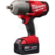 "Milwaukee 2766-22 M18 FUEL 1/2"" High Torque Impact Wrench W/ Pin Kit"