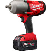 "Milwaukee 2767-22 M18 FUEL 1/2"" High Torque Impact Wrench W/ Ring Kit"
