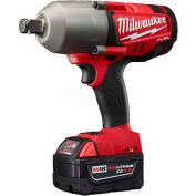 """Milwaukee 2764-22 M18 FUEL 3/4"""" High Torque Impact Wrench W/ Ring Kit"""