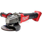 """Milwaukee® 2781-20 M18™ FUEL™ 4-1/2""""-5"""" Grinder W/Slide Switch (Bare Tool Only)"""