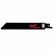 """Milwaukee® 48-00-1420 6"""" Carbide Grit Sawzall® Blade (3 Pk)"""
