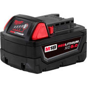 Milwaukee® 48-11-1850 18V Li-Ion M18 Battery 5Ah Extended Capacity