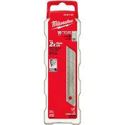 Milwaukee® 48-22-1125 10 Pc Snap Blade 25mm