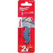 Milwaukee® 48-22-1932 Hook Utility Knife Blade (5 Pack)