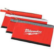 Milwaukee® 48-22-8193 3 Pk Zipper Pouches