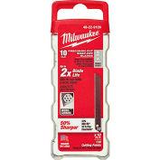 Milwaukee® 48-22-9109 10 Pc Pro Snap Blade 9mm