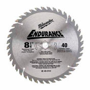"Milwaukee® 48-40-4150 8-1/4"" 24 Carbide Teeth Circular Saw Blade"