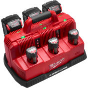Milwaukee® 48-59-1807 M18™ & M12™ Rapid Charge Station