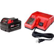 Milwaukee® 48-59-1813 M18™ REDLITHIUM™ 3.0AH Starter Kit