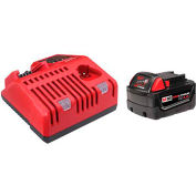 Milwaukee® 48-59-1840 M18™ Xc 4.0 Starter Kit