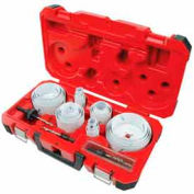 Milwaukee® 49-22-4185 28 Pc. All Purpose Professional Hole Dozer™ Hole Saw Kit