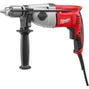 "Milwaukee® 5378-21 1/2"" Pistol Grip Dual Torque Hammer-Drill 0-1350/0-2500 RPM W/ Case"