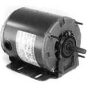 Marathon Motors Fan Blower Motor, 4399, 5KH39QN9551X, 1/4-1/12HP, 1725/1140RPM, 115V, 1PH, 48 FR, DP