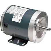 Marathon Motors, K1324, 5K42HN4034, 1/2HP, 1800RPM, 208-230/460V, 3PH, 56C FR, TEFC