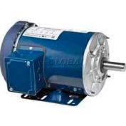 Marathon Motors, K163, 5K38RN30, 1HP, 3600RPM, 208-230/460V, 3PH, 56 FR, TEFC