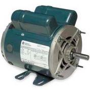 Marathon Motors Instant Reversing, PG252, 5KCP36NNB670U, 1/2HP, 115V, 1PH, 56 FR, 1625/1325RPM, DP