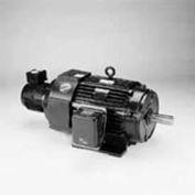 Marathon Motors Inverter Duty Motor, Y595, 213THFS8028, 7.5HP, 230/460V, 1800RPM, 3PH, 213TC, TEFC