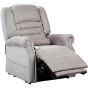 Mega Motion Serene Power Recliner with Lift Chair - Infinite Position - Dove