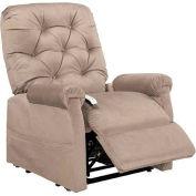 Mega Motion Classica 3 Position Power Lift Recliner Chair - Camel