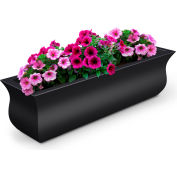 Mayne® 5871-B Valencia 3-Ft Window Box - Black