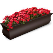 Mayne® 5872-ES Valencia 4-Ft Window Box - Espresso