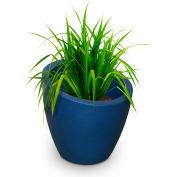 "Modesto 20"" Planter - Neptune Blue"