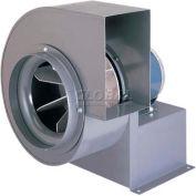 Peerless Blade Blower Direct Drive, 2 HP, 230/460V, Three Phase, TEFC Motor, CW, TH