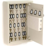 MMF STEELMASTER® Electronic 48 Key Safe Cabinet 20101 Sand