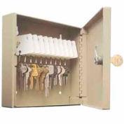 MMF STEELMASTER® Unitag™ 10 Key Cabinet 2019010M03 Master Lock Sand