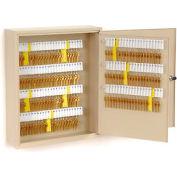 MMF STEELMASTER® Unitag™ 200 Key Cabinet 201920003 Single Key Lock Sand