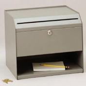 Steel Suggestion Box-Desk Size