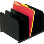 Steel Vertical Organizer - 6 Slot
