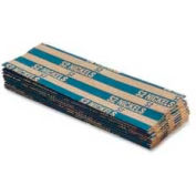 MMF Industries™ Flat Tubular Coin Wrappers, For $2 Nickels, Blue, 1000/Box