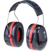 3M™ PELTOR™ Optime™ 105 HP Earmuffs, Over-The-Head, H10A