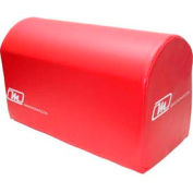 "Mailbox Trainer  20""THK x 16""W x 36""L, Red"