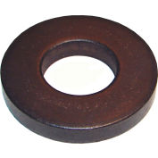 "1"" Heavy Duty Flat Washer - 2"" O.D. - 9/32"" Thick - Steel - Black Oxide - Pkg of 10 - HDW-8"