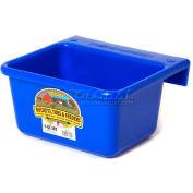 Little Giant Mini Feeder Mf6blue, Duraflex Plastic, 6 Qt., Blue - Pkg Qty 6