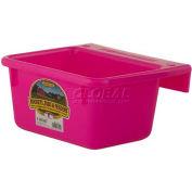 Little Giant Mini Feeder Mf6hotpink, Duraflex Plastic, 6 Qt., Hot Pink - Pkg Qty 6
