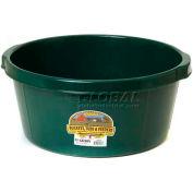 Little Giant All-Purpose Tub P65green, Duraflex Plastic, 6.5 Gal., Green - Pkg Qty 6