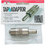 Little Giant Tap Adapter For Farm Animals Tap2 - Pkg Qty 12