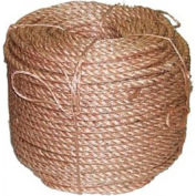 Anchor Brand 1/4X1200-3SB Manila Ropes, Coil of 24 Lb.