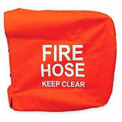 Fire Hose Reel Cover - 26 In. X 10 In. Red Vinyl - For 1431-5 Hose Reel