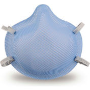 Moldex 1511 1500 Series N95 Respirator and Surgical Mask, 20/Box