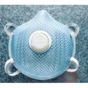 2300 Series N95 Particulate Respirators, Moldex 2307n95 - Pkg Qty 10
